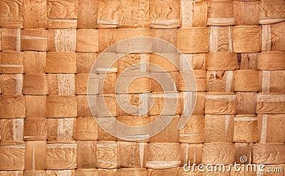 Bamboo pad texture