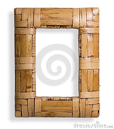 Bamboo photoframe