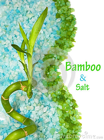Bamboo and sea salt