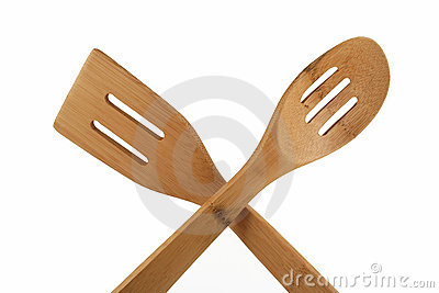 Bamboo Spatula and spoon