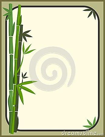 Bamboo stationary