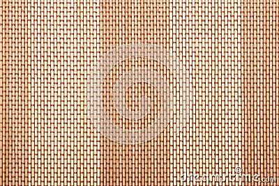 Bamboo tablecloth texture