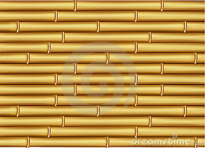 Bamboo textured