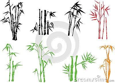 Bamboo twig