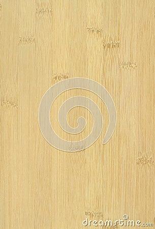 Bamboo wood veneer texture
