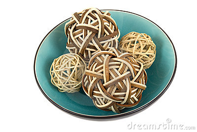 Bamboo-Wooden Balls