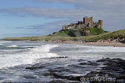 Bamburgh Castle II
