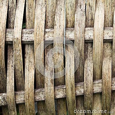 Bambusowy weave