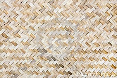 Bambuväv