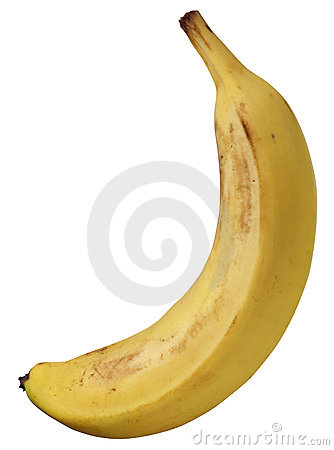 Banana Royalty Free Stock Images - Image: 380799