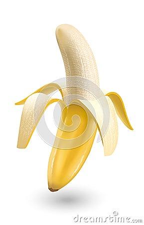 Free Banana Royalty Free Stock Photo - 58055765