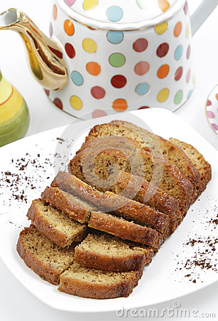 Banana Cake Loaf