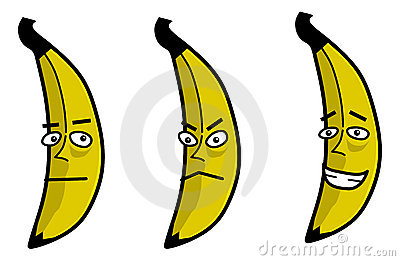 Banana Cartoon