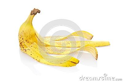 bantu knots hairstyle : Banana Peel Royalty Free Stock Image - Image: 17587836