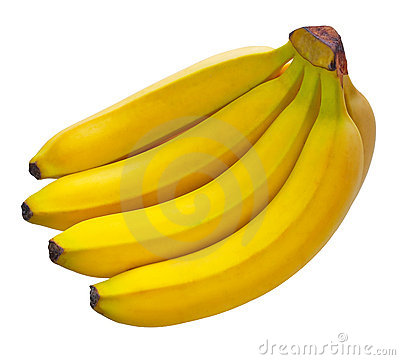 Free Bananas Royalty Free Stock Photo - 10102565
