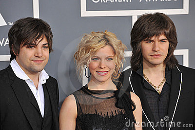 The Band Perry Editorial Stock Image