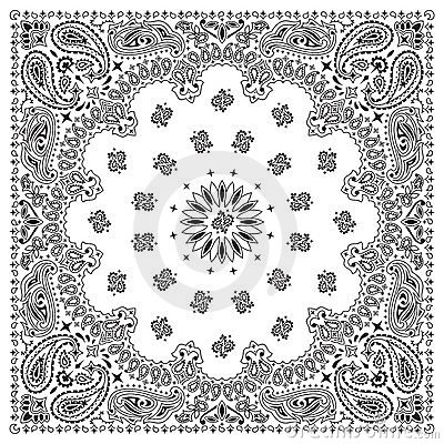 bandana-white