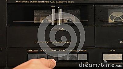 Bandcassette