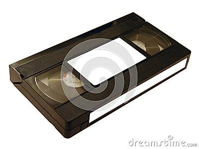 Bande vidéo de VHS