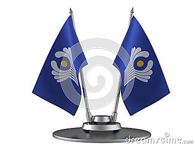 Bandeira da comunidade de estados independentes