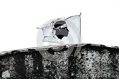 Bandeira de Córsega