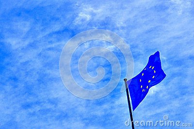 Bandeira de Europa