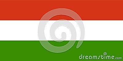 Bandeira de Hungria