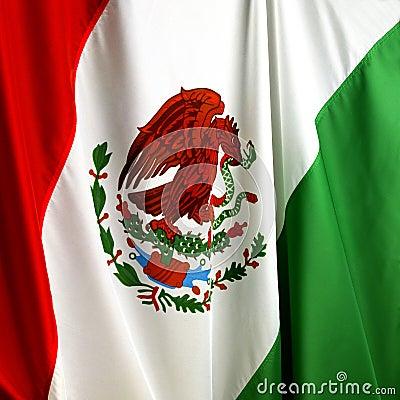 Bandeira mexicana