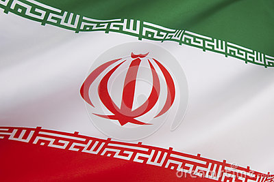 Bandiera dell Iran