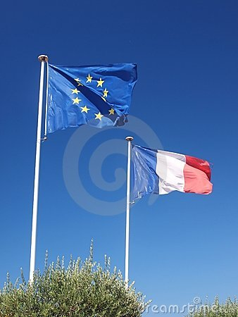 Bandiere europee e francesi II