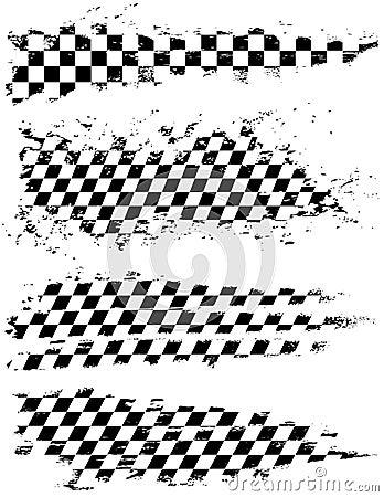 Bandierina Checkered