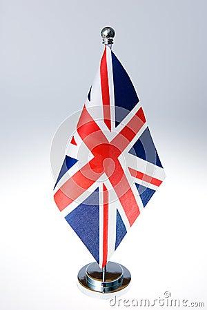 Bandierina della tabella del Regno Unito