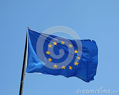 Bandierina di Unione Europea