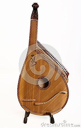 Bandura (Ukrainian string instrument)