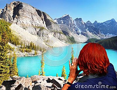 Banff National Park, Lake Moraine, Canada