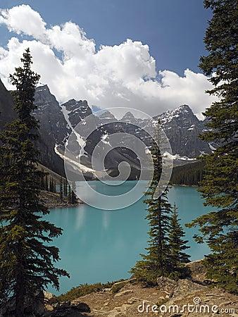 Banff National Park - Moraine Lake - Canada