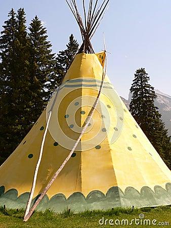 Banff Tepee