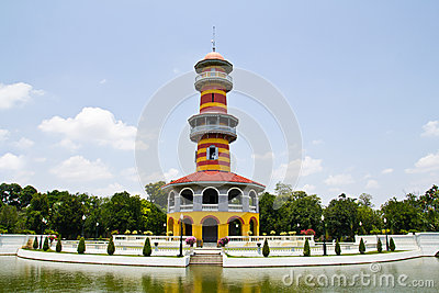 Bang Pa-in Stock Photos - Image: 26940583