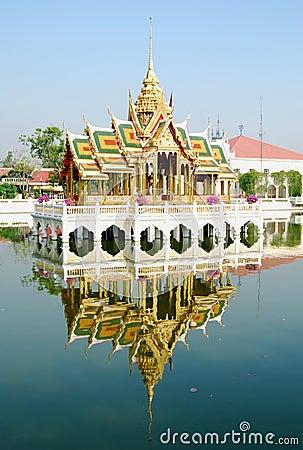 Free Bang Pa-In Summer Palace Stock Photos - 4492893