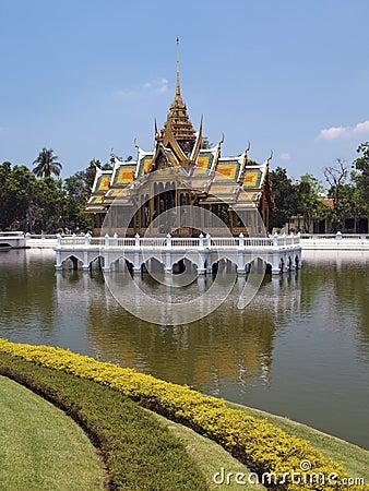 Bang Pa-in near Bangkok - Thailand