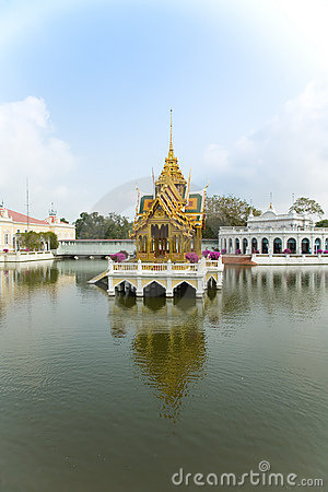 Bang Pa-In Palace, Bangkok