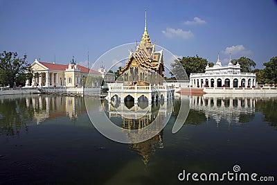 Bang Pa-In Royal Palace - Ayutthaya, Thailand