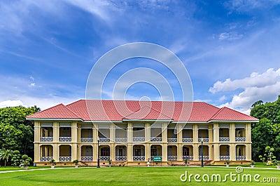 Bang Pa-in Royal Palace Editorial Photo