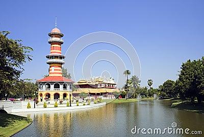 Bang Pa-In (Thai Summer Palace)