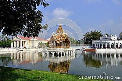 Bang Pa-In, Thailand: Royal Summer Palace