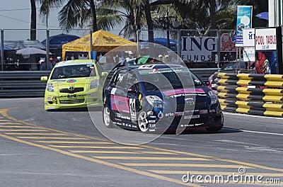 Bang Saen Speed Week Editorial Stock Photo