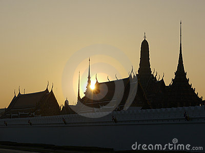 дворец bangkok королевский