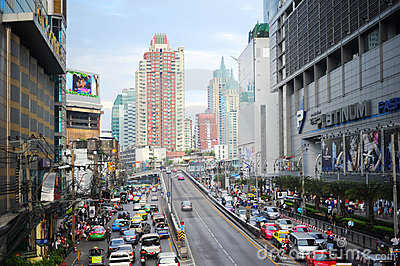 Bangkok Editorial Stock Photo