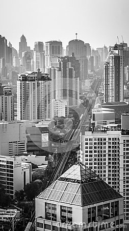 Bangkok city Editorial Stock Image