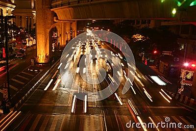 Bangkok At Night